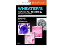 Wheater's Functional Histology: A Text and Colour Atlas, 6e
