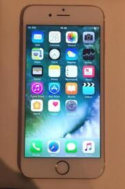 APPLE IPHONE 6S 32GB GOLD ON VODAPHONE