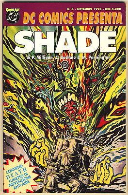 DC COMICS PRESENTA SHADE N. 8 1993