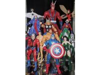 Wanted action figures