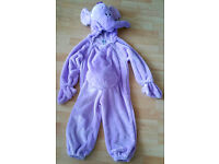 Disney Store Heffalump Padded Costume - Perfect for Halloween Aged 2-3 - LIKE NEW