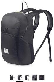 Brand new waterproof foldable backpack