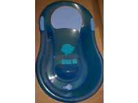Tommee Tippee blue mini bath