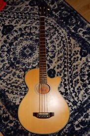 Crafter Acoustic Electric Bass 140.00 OBO