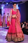 Bollywood Designer Saree Lehenga