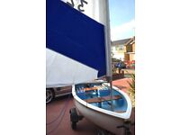 Hayland sailing, rowing, outboard dinghy/tender
