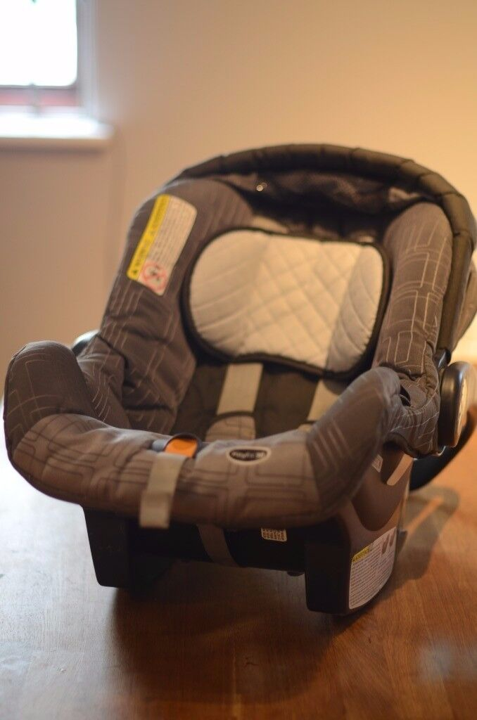 Keyfit 30 Infant Car Seat - car seat base not included