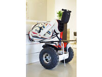 Wind Rover one man vehicle (Segway Type)