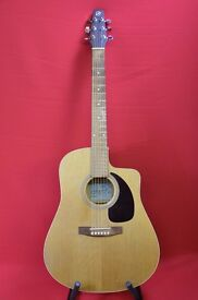 Seagull S6 + CW Cedar Acoustic Guitar £200