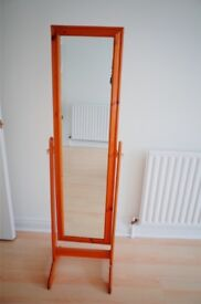 LOVELY RECTANGULAR MIRROR