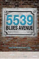 5539 Blues Avenue: pour une soirée de blues.....