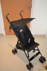 Babyway Park Elite Stroller with Sunshade and Raincover 6mths to 15kg