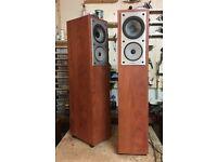 Jamo E 770 3 way Floorstanding Speakers