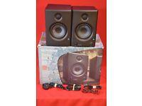 PreSonus Eris E4.5 Pair of Studio Monitor Speakers Boxed £120