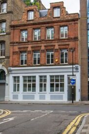 515 SQ FT PRIVATE OFFICE TO RENT IN CLERKENWELL, EC1 ***LOW COST***