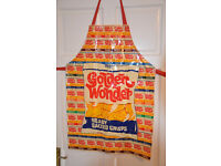Vintage Golden Wonder Crisps Apron