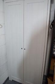 Wardrobe - Shelved for storage