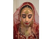 Sapna Bridals-Hair and Make up Artist. Bridals package available from £150