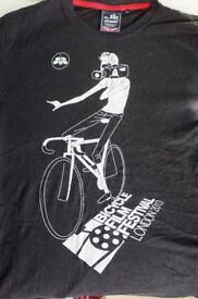 BICYCLE FILM FESTIVAL T-SHIRT/S