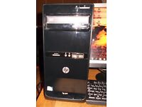 HP PRO 3500MT G645 at 2.90mhz + monitor,keyboard & mouse Win 7
