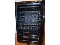 Samsung Bar Fridge, Wine Cellar Glass Front