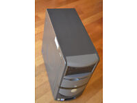 Desktop PC with Pentium 4 CPU, 2xHDD, 2xCD/DVD drives and lots more