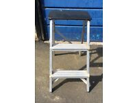 2 step Aluminium step ladder