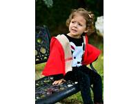 Burberry 18-24 months 2-3 years girls Cape coat