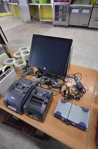 MEV & systtème de caisse POS  imprimante serveur écran tactile