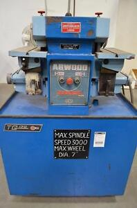 Abwood TG170 Double end tool grinder