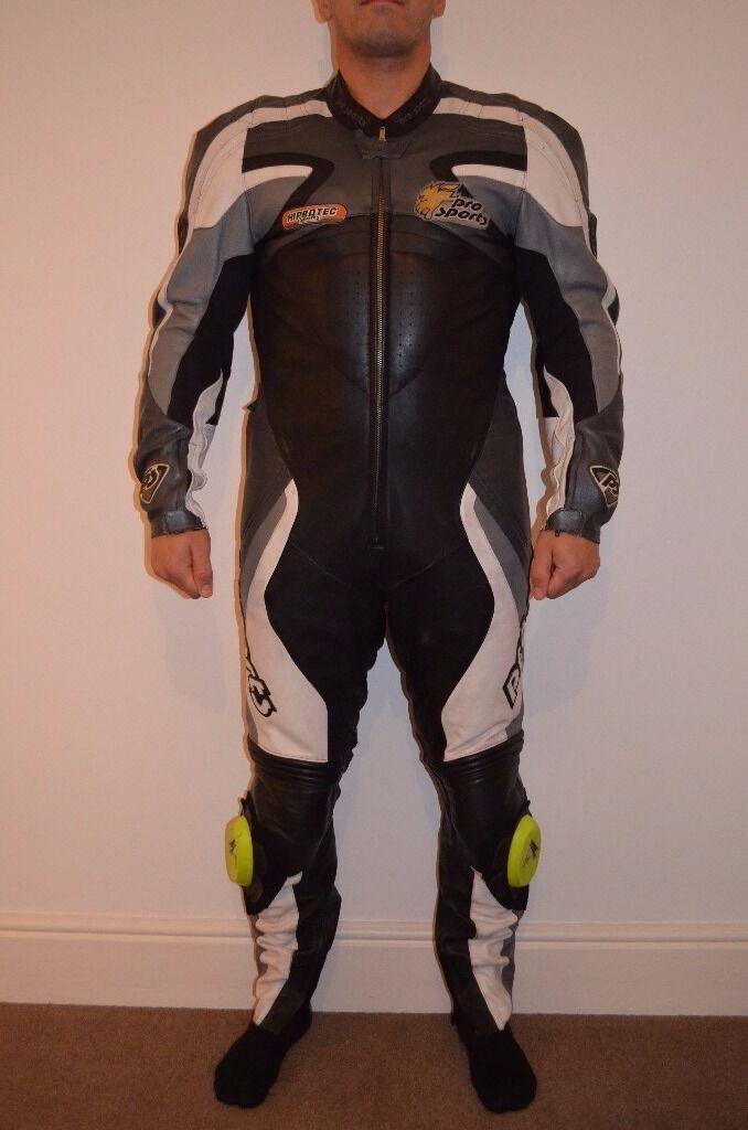 Hein Gericke Pro Sports motorcycle leathers