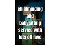 Private very affordable baby-sitting or childminder £5/h