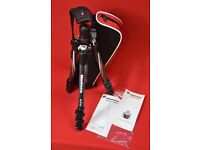 Manfrotto BeFree Carbon Fibre Travel TriPod with Ball Head MKBFRC4-BH £200