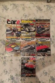 EVO and other Car Magazines X 87