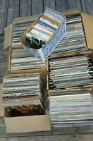 500+ vinyl records in very good condition