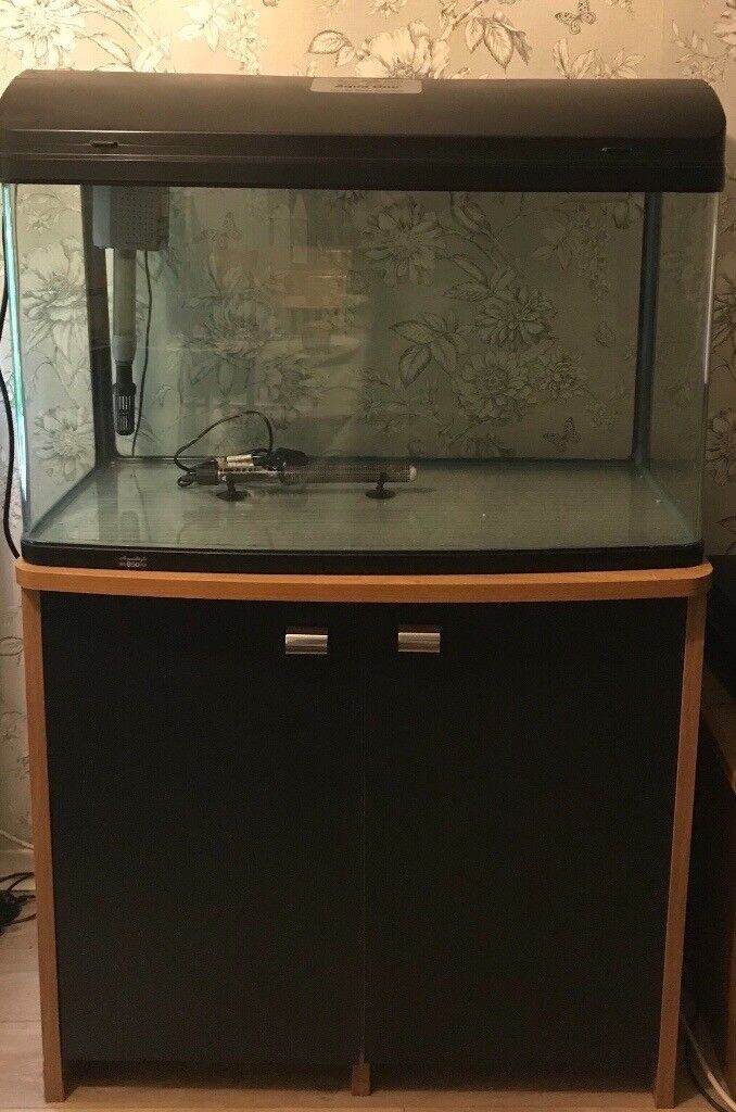 Aqua One 850 aquarium and cabinet 165L- £175 ONO