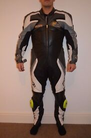 Hein Gericke Pro Sports one piece leathers