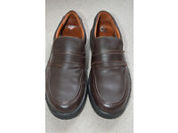 Leather shoes size 8 / EU 42 (very good condition)
