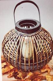 Beautiful candle lantern