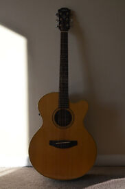 Yamaha CPX 5 YN Compass Series Electro Acoustic Guitar