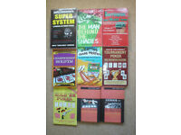 Poker books - 9 in total, all in very good condition