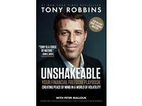 UNSHAKEABLE - TONY ROBBINS
