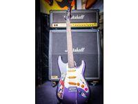 Vantage VIE-10 'Heroes' - Stratocaster copy