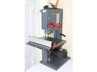 Band Saw 200mm 250w - As new - with Laser guide