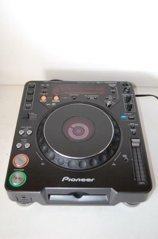 Pioneer CDJ 1000 MK3 CD Pro DJ turntable MINT L@@@@K!!!