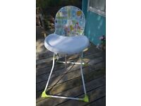 High Chair - Buyer collects