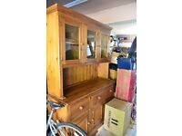 Gorgeous solid wood dresser