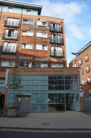Top floor 1 bedroom apartment available from the 25th July in Kingston for £1350 PCM