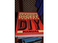 Readers Digest Complete DIY Manual