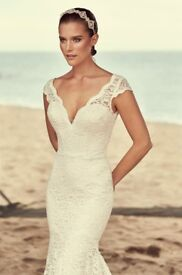 Mikaella by Paloma Blanca Wedding Dress Style 2189 £1000.00 or nearest offer - RRP £1700.00